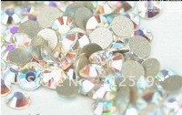 SS20 (4.7--5mm)--High Shine 720pcs/bag Crystal AB COLORFUL Nail rhinestones high quality