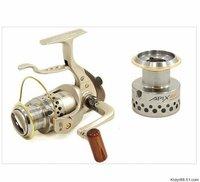 Free shipping LINEWINDER APIX  LB1000 Hand Brake Spinning Fishing Reel 5+1BB