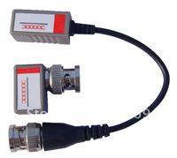 Free shipping cctv camera 1ch passive UTP Video balun Transceivers
