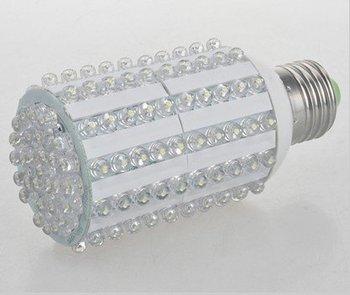 Guanranteed 100% E27 8W 149 LED White Corn Light Bulb Lamp 220-240V Wholesale+Retail