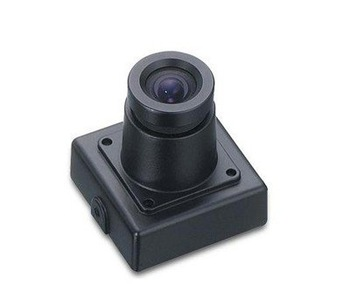 "1/3"" SY B/W CCD 600TVL Pinhole Camera CM-3134BHEX"