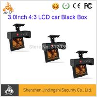 Newest LCD monitor HD1080P,720P GPS Car black box