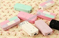 Cotton Candy Mp3 player 2G Cute mini mp3 player Free shipping