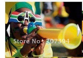 VUVUZELA FOOTBALL TRUMPET,horn,South Africa World Cup,loudspeaker