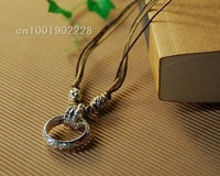 ring necklace/Fashion necklace 20pcs/lot+ Free shipping