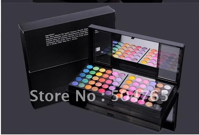 Wholesale 180 colors Eyeshadow Palette Cosmetic Eye Shadow(China (Mainland))