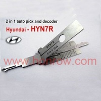 High quality Hyundai HYN7R old car decoder and lock pick combination tool
