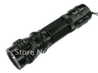 HOT!!! wholeasle 10pcs/lot 3W led flashlight,waterproof flashlight,100 lumen flashlight ,led torch,mini flashlight