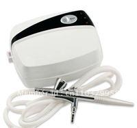 Portable Make Up Air Brush System Free Shipping