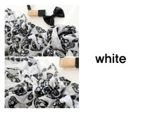 wholesale / Gift & Free shipping Hot sale,Skull scarves, Chiffon Snow spinning fashion scarf ( black color)