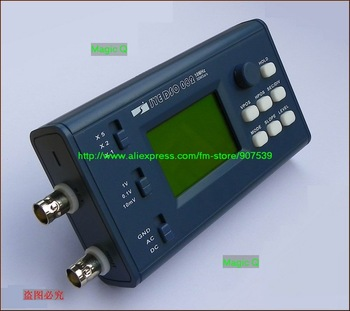 Free DHL Shipping,DSO082, DSO-082 Digital Storage Oscilloscope,1CH 50MSa/s 10MHz DSO+all source free