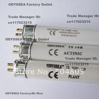 ODYSSEA T5 Bulb/tube/lamp 14W, white 10000k, 10k for Marine/planted aquarium/Fish tank, Fit Most lighting in Market,39.7cm