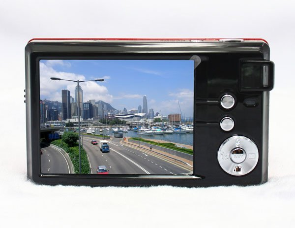 "Winait's Newest Hot 15MP DC-570 Digital camera with 3.0""TFT LCD and 8.1MP CMOS sensor(China (Mainland))"