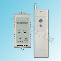 Дистанционный выключатель 1CH RF Wireless Radio Remote Contorl Switch System, 4 Receivers, Lamp Electric Equipment Power Switch, Voltage DC12V, Toggle Mode