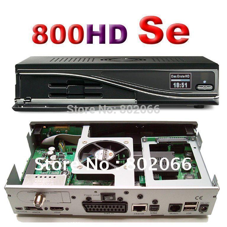 Приемник спутникового телевидения 800HD SE 800 hd SE 800 hd SE cccam linux dreambox 800 hd крайот