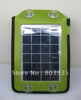 Free Shipping solar charger can be sucked on the car windshield, Output 5V, 410mA, for mobile phone NOKIA, SNOY/E, SAUSUNG, etc