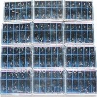 Lot of 80boxes(5600pcs) High quality Fishing hooks Fishhook Tackle Size 3#--12#