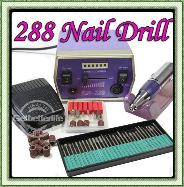 Pedicure Tools And Supplies Pedicure Drill File Tool