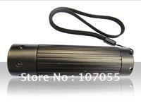 Wholesale/retail Flashlight,CREE chips Q4 bulb,aluminum alloy, 200 lumens,3 dimming range of 200 meters,led torch,led flashlight