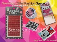 Free shipping,various gift,wholesale,rhinestone sticker mobile phone sticker