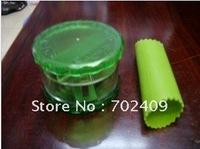 10pcs/lot Free shipping Garlic Pro Dicer and Peeler Set Garlic Pro E-ZEE-DICE no touch Deluxe Garlic Dicer