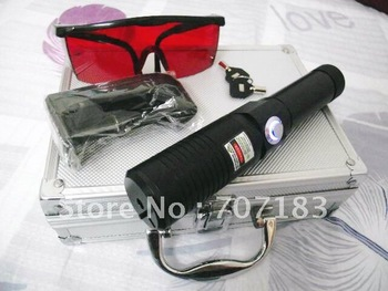 1000mw high power and quality blue Laser Pointer blue laser flashlight (green Laser Pointer) portable with key switch SE-B1008