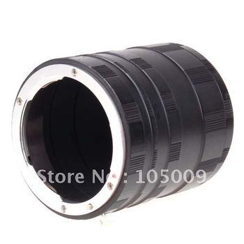 Macro Extension Tube Ring For Nikon D700 D300 D90