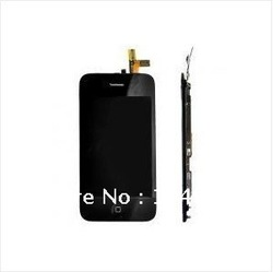 For iPhone 3G Complete LCD with Digitizer Assembly(China (Mainland))