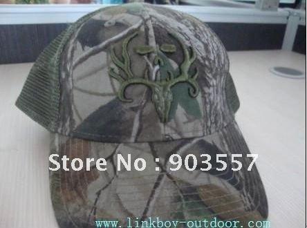 Archery Hunting Bone Collector Tatter Cap LB066 150pcs/lot GOOD!(China (Mainland))
