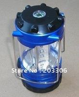 Free Shipping, 8pcs 12 LED portable lamp /tent light / camp light / camping light / energy saving lamps