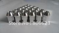 20 LIGHT SILVER 12x1.5 RIMS LUG NUTS LEXUS IS250 IS350