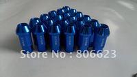 16 BLUE 12x1.5 LUG NUTS CHEVROLET COBALT 4-LUG