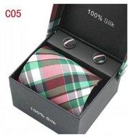 Зажимы для галстука и запонки Нора