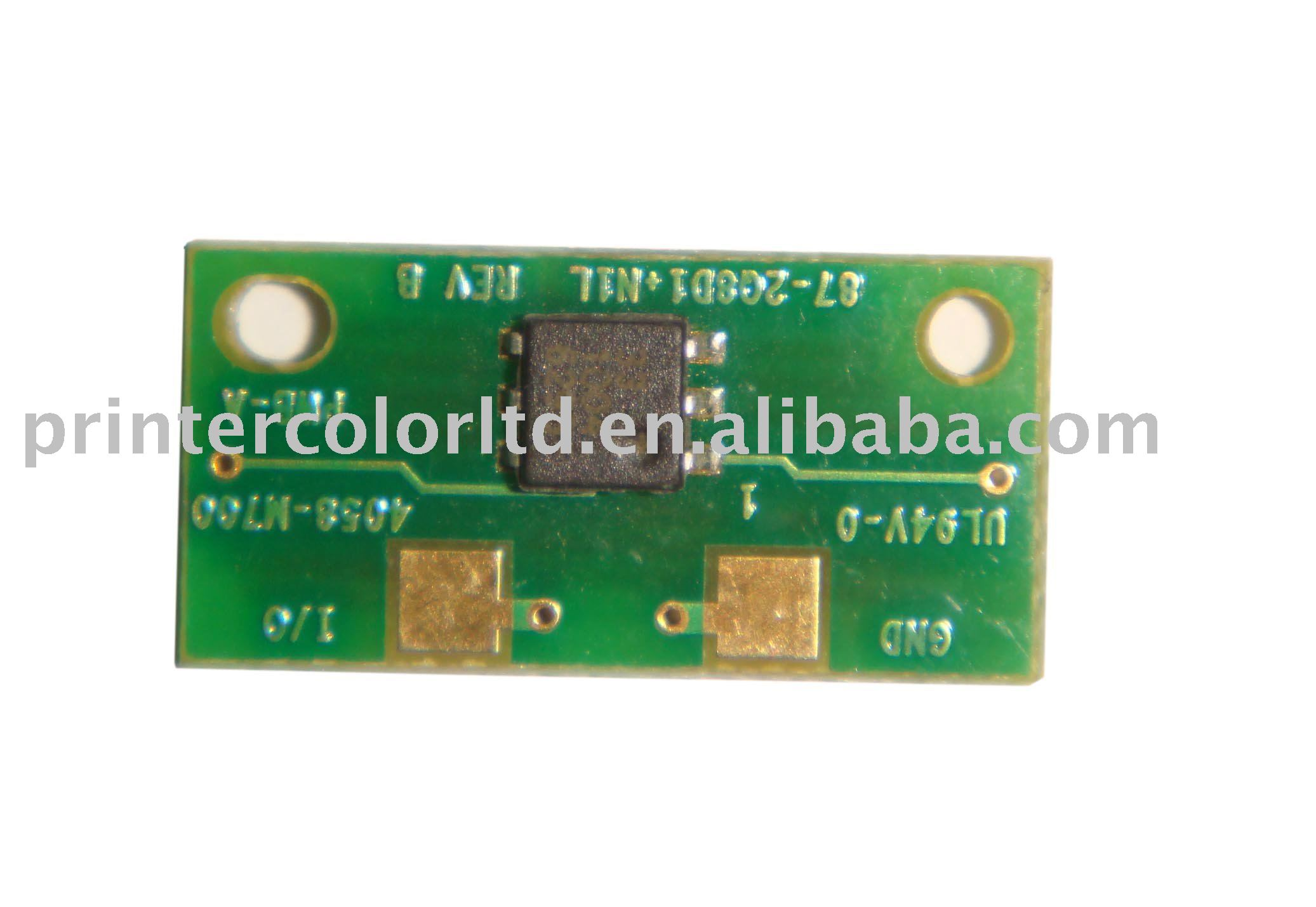 toner chip used for Minolta BIZHUB C250/C252 Image Unit(China (Mainland))