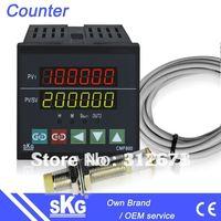 CMF800 multifunctional digital counter with X5MC1 proximity sensor