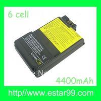 Free shipping&Battery for IBM ThinkPad 600E 600 600X 10L2158 10L2159