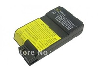 Free shipping&6 cell Battery for IBM ThinkPad 600 660 02K6919 02K7016