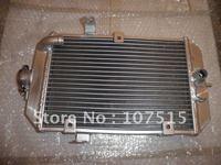 Raptor 660 full aluminum motorcycle ATV radiator