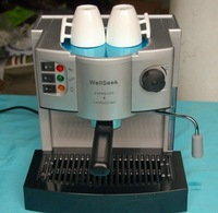Commercial coffee machine of choice Wellseek 201 turbopump Italian espresso machine