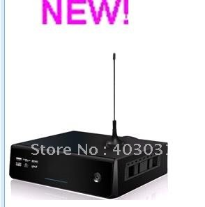 Realtek1283 Full HD Networked Media Player& Recorder Free Shipping Fee(China (Mainland))