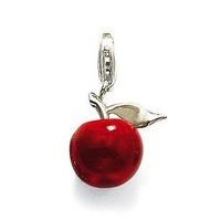 2011 New! Wholesale Free shipping 925 sterling silver / beautiful / silver pendant charm  TS 17