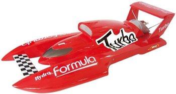 RC Boat R/C Boat Hydro Formula 700BP(Red)