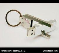 2011 patent casing original swarovski 8GB gift usb flash drive