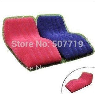 guaranteed 100% Travel Camping Inflatable Sleeping Mat Pad 185*57*3cm free shipping