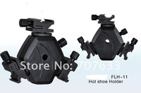Wholesale - Flash Hot Shoe Holder FLH-11 Swivel Bracket Mount Light Stand