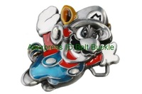 Super Mario belt buckle
