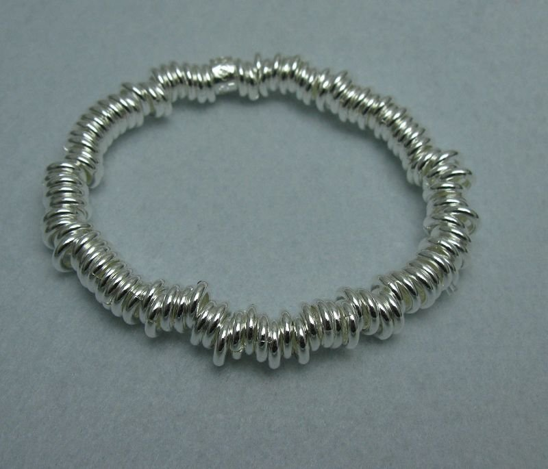 Free Shipping 925 Sterling Silver link Bracelet 925 Silver Jewelry.925 Silver Bracelet,Wholesale Fashion Jewelry LKNL001(China (Mainland))