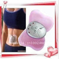 ffree shipping 5pcs/lots Electronica Slimming Butterfly Body Muscle Massager