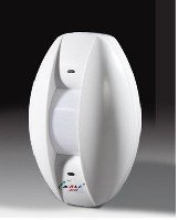 Pir Sensor Pet immunity Wireless Curtain PIR Detector Burglar Alarm System Intrusion Sensor Free Shipping Supplier Manufacturer(China (Mainland))