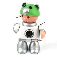 wholesale,Free shipping,Hardcover baby camera (5.0 megapixels)